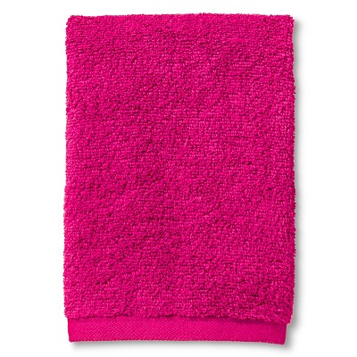 Fast Dry Hand Towel Dashing Pink - Room Essentials™