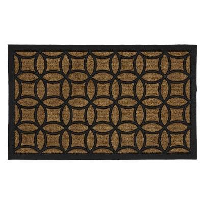 Mohawk Home Koora Circles Doormat - 1'.5 x2'.5