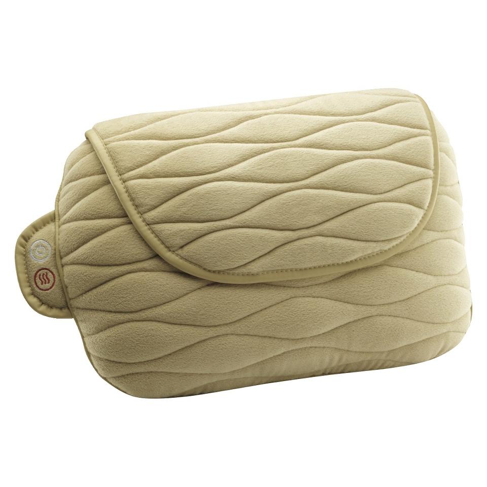 Homedics Shiatsu + Vibration Massage Pillow