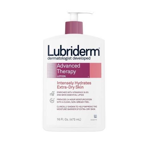 lubriderm moisturizer spf 30