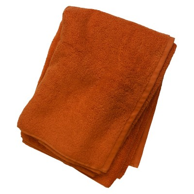 Room Essentials™ Fast Dry Bath Towel - Orange Flame