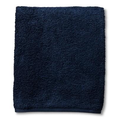 Fast Dry Bath Towel Admiral Blue - Room Essentials™