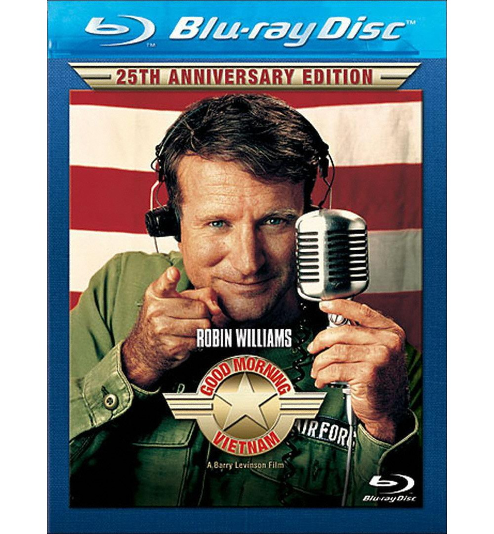 Good Morning, Vietnam (25th Anniversary Edition) (Blu-ray)