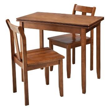 Threshold 3 Pc. Expandable Dining Set