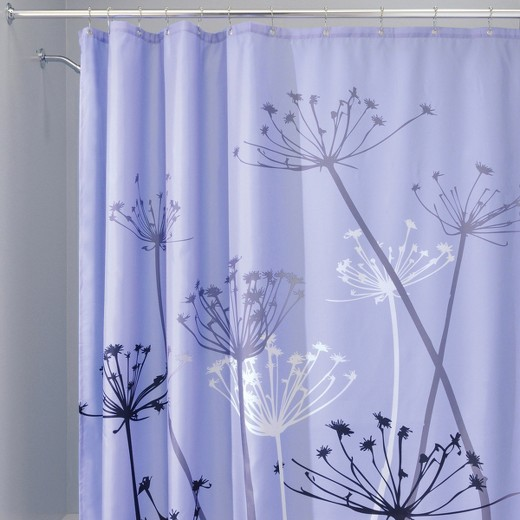 Thistle Shower Curtain Interdesign Target