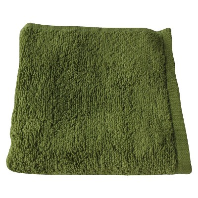 Room Essentials™ Fast Dry Hand Towel - Forest Light