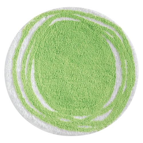 InterDesign Doodle Rug - Lime (Green) (24 Round)