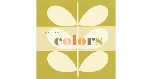Colors (Hardcover) (Orla Kiely) - image 1 of 1