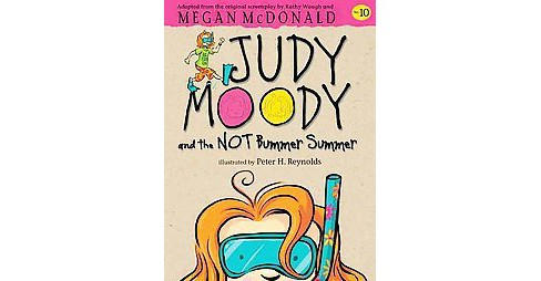 Judy Moody and the Not Bummer Summer (Paperback) (Megan McDonald) - image 1 of 1