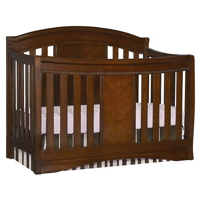 Delta Children® Simmons Kids Elite Crib 'N' More 4-in-1 Convertible - Espresso Truffle
