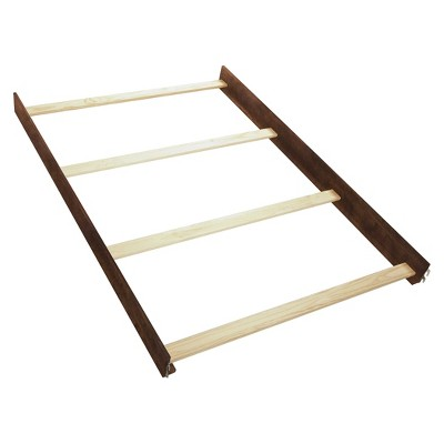 Slumber Time Elite by Simmons® Kids Wood Bed Rails - Espresso Truffle