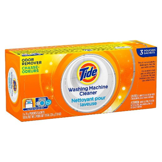 Tide Washing Machine Cleaner Pouches 3 Count Target