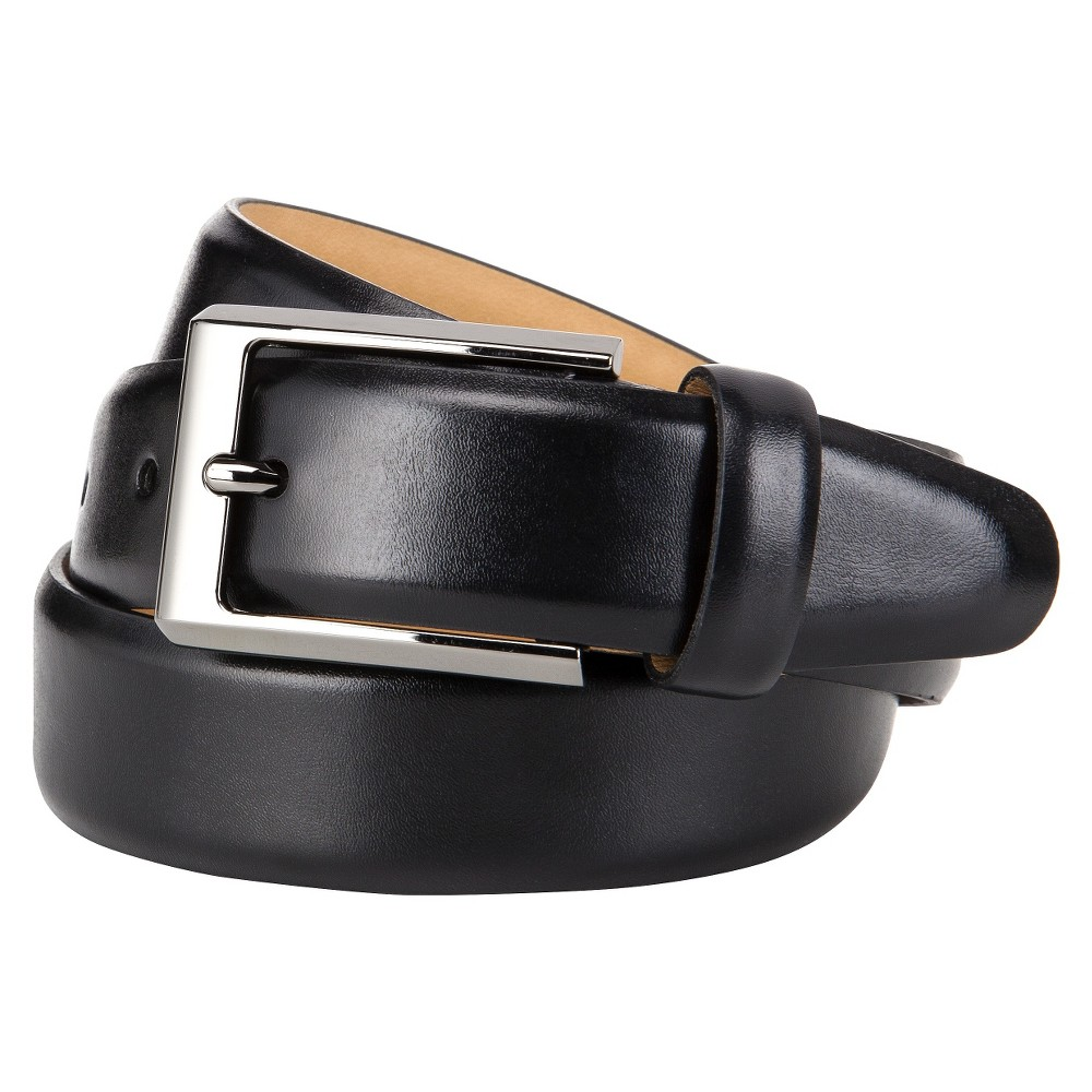 Mens Matte Split Belt - Goodfellow & Co, Size: L(36-40), Black