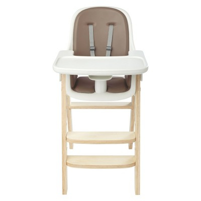 OXO Tot SproutTM High Chair - Taupe/Birch