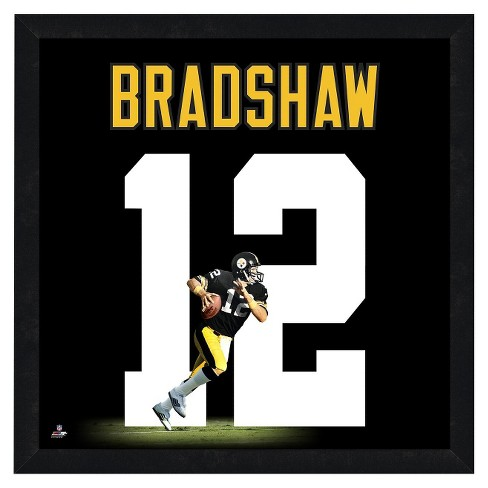 Pittsburgh Steelers Terry bradshaw Framed Uniframe - image 1 of 3