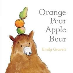 Orange Pear Apple Bear (Board)
