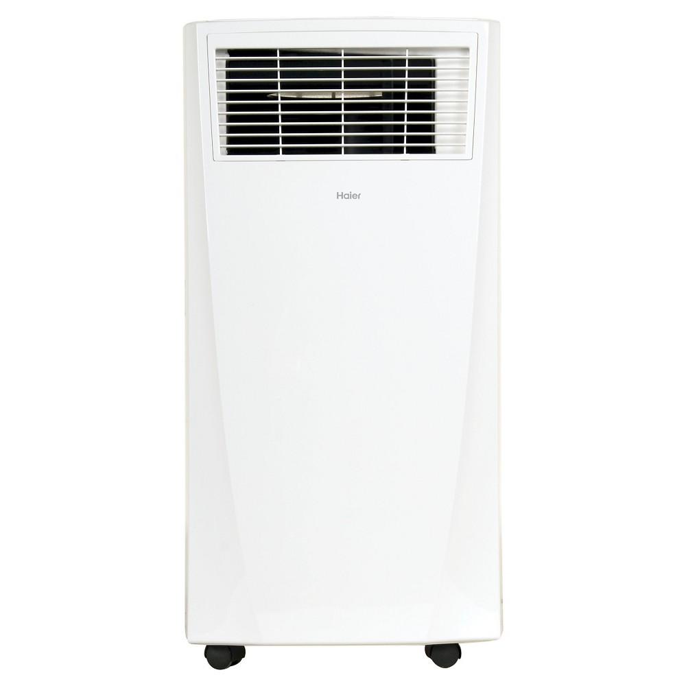 Haier - 10000-Btu Portable Air Conditioner, HPB10XCR, White