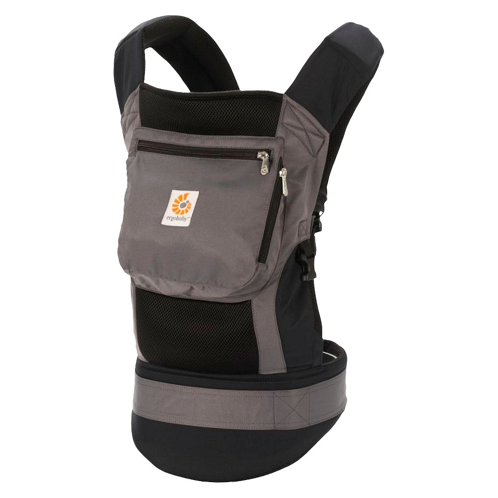 Ergobaby Performance 3 Position Baby Carrier - Charcoal B...