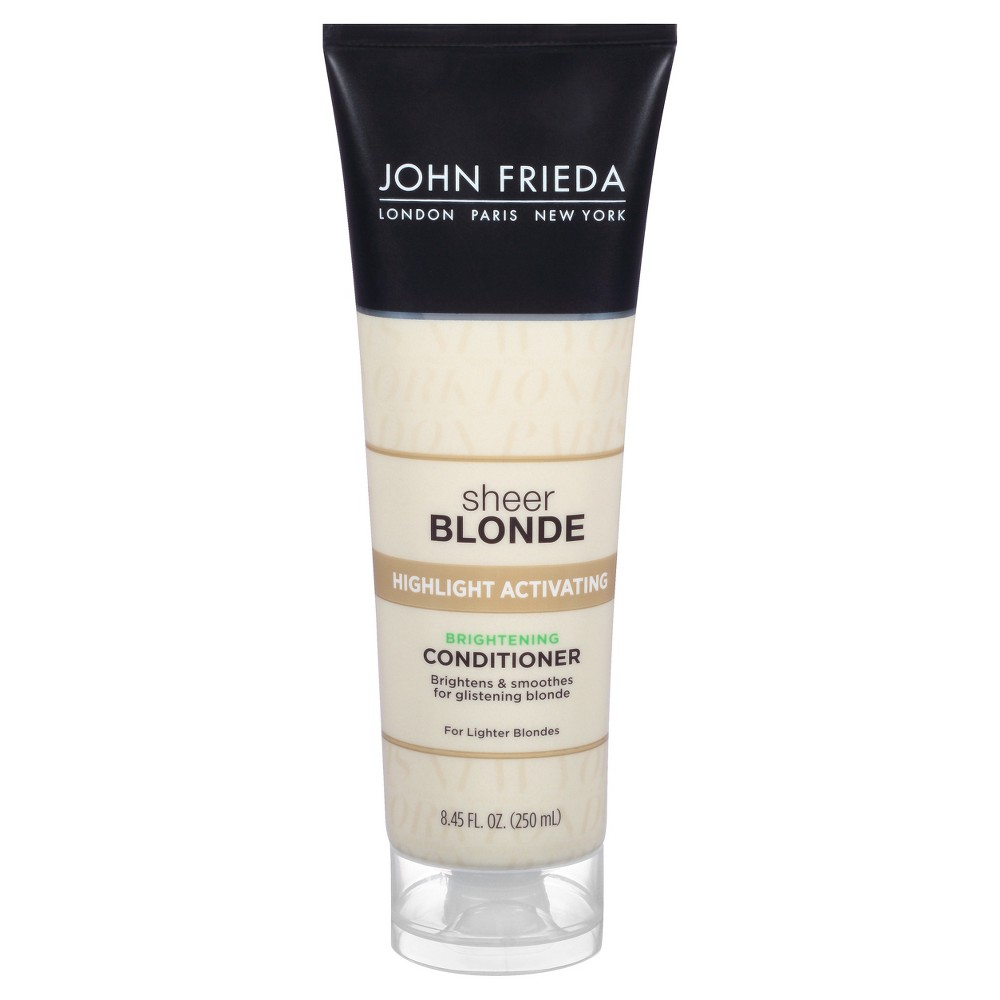 John Frieda Sheer Blonde Conditioner Lighter Blondes - 8....