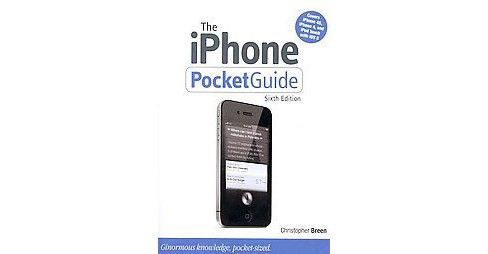 The iPhone Pocket Guide (Paperback) - image 1 of 1
