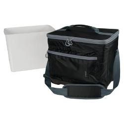 24 Can Rec Cooler - Black - Embark™