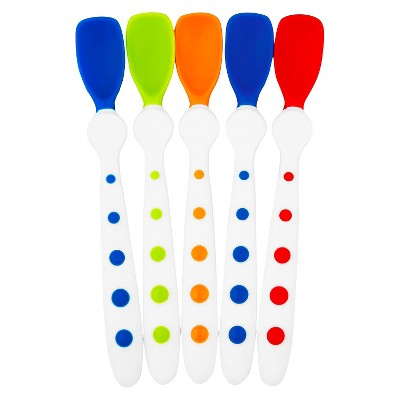 Gerber Graduates Rest Easy Spoons (5 Pack)