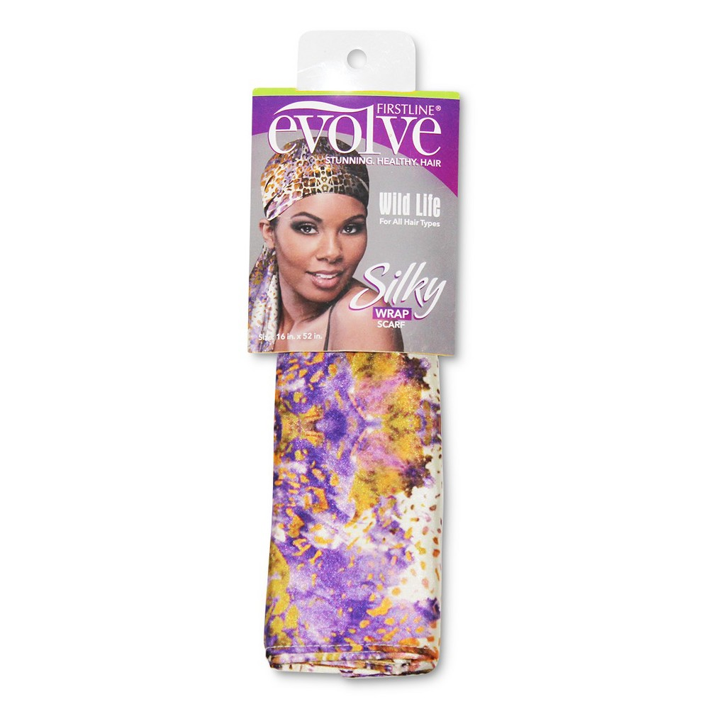 Firstline Evolve Silky Wrap Scarf Set, Womens, Multi-Colored