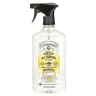 J.R. Watkins Lemon Scented All Purpose Cleaner 24 oz