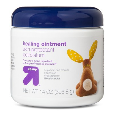 Healing Ointment Skin Protection (Compare to Aquaphor® Healing Ointment)- 14oz - up & up™