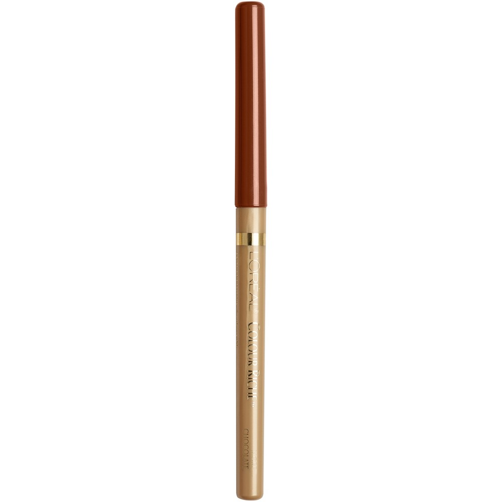 L'Oreal Paris Colour Riche Lip Liner 783 More Chocolate .01oz, More Chocolate 783