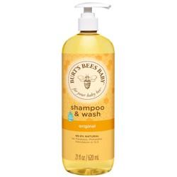 Burt's Bees Baby Bee Shampoo & Wash - 21 oz