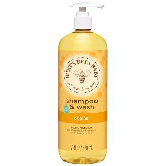 Burt's Bees Baby Bee Shampoo & Wash - 21 fl oz