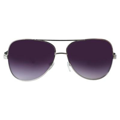aviator sunglasses silver  Men\u0027s Aviator Sunglasses - Silver : Target