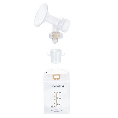 Medela Pump & Save Breast Milk Storage Bags - 20ct