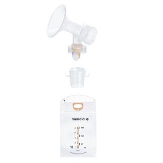 Medela Pump & Save Breast Milk Storage Bags - 20ct
