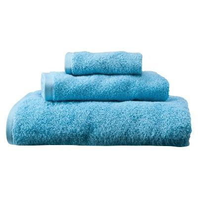 Fast Dry 3-Pc. Towel Set Aqua Breeze - Room Essentials™