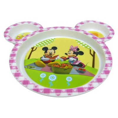 The First Years Disney Baby Minnie Mouse 4 Piece Feeding Set