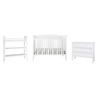 DaVinci Tyler 3-Piece Nursery Set - White