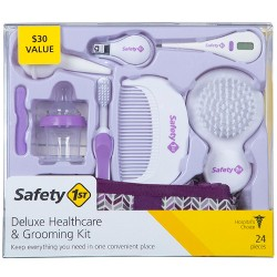Safety 1st® Deluxe Healthcare & Grooming Kit - Pink
