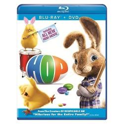 Hop (Blu-ray + DVD)
