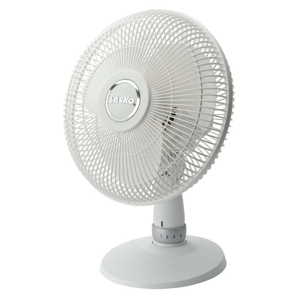 Lasko 12 Performance Table Fan White
