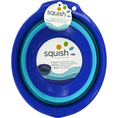 Squish 3 Quart Collapsible Bowl