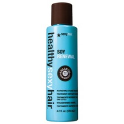 Healthy Sexy Hair® Soy Renewal Nourishing Styling Treatment with Avec Argan Oil 4.2 oz