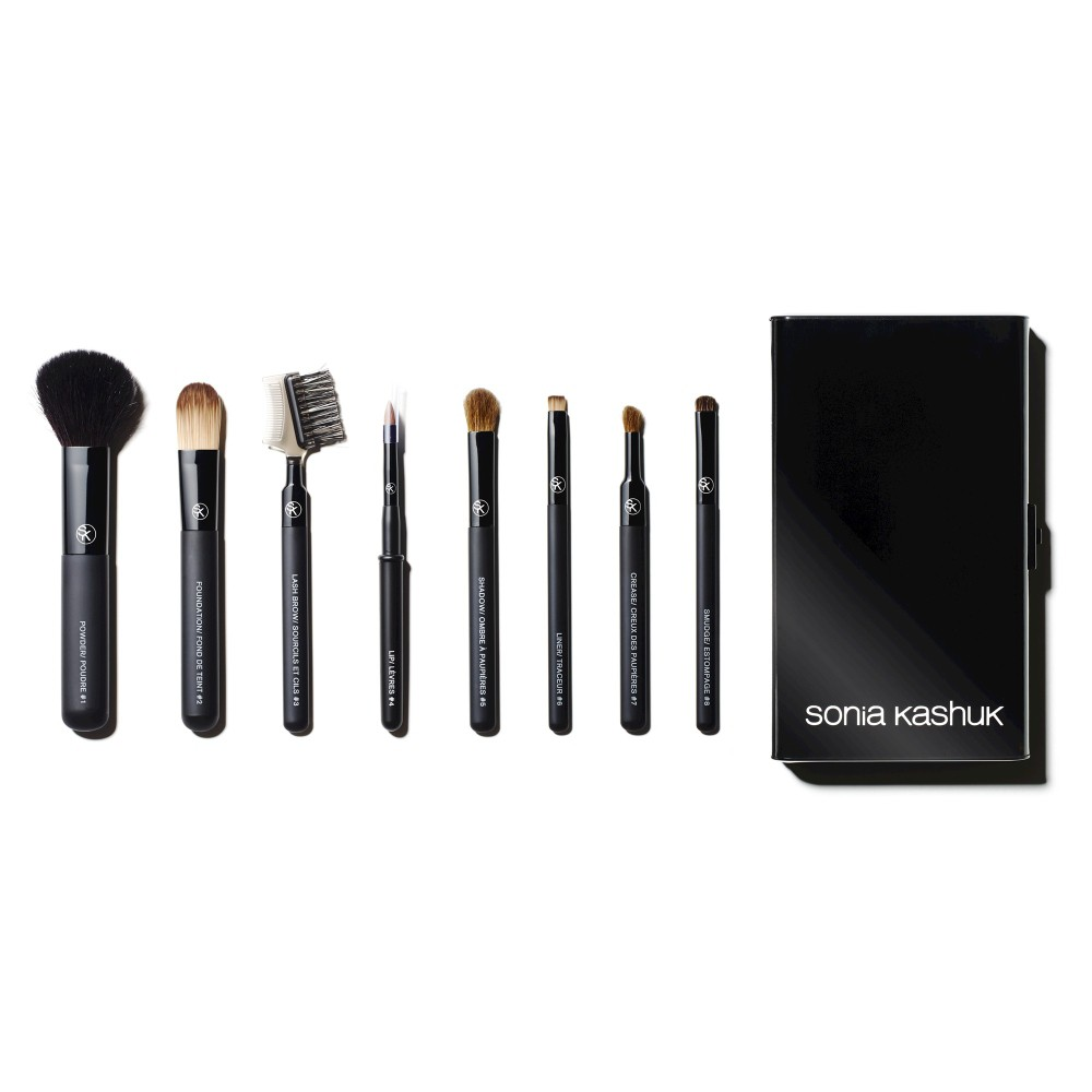 travel makeup sk brush kit