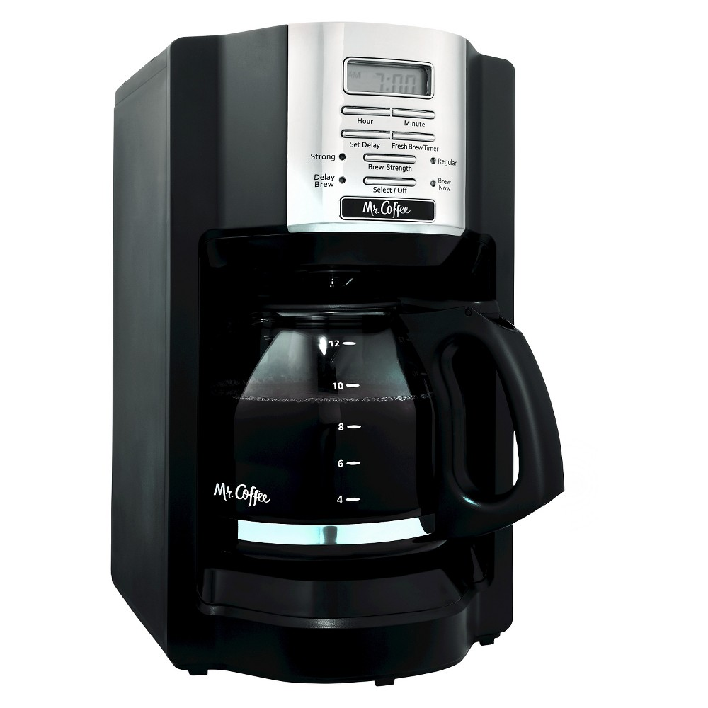 Upc 072179231417 Mr Coffee Black 12 Cup Programmable