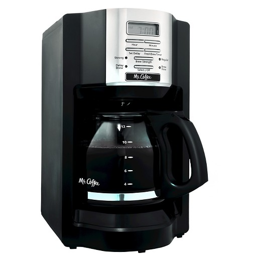 Mr. Coffee 12 Cup Coffee Maker - BVMC-EHX23 : Target