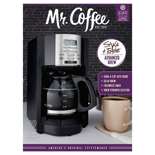 Percolator Coffee Maker Target : Mr. Coffee 12 Cup Coffee Maker - BVMC-EHX23 : Target