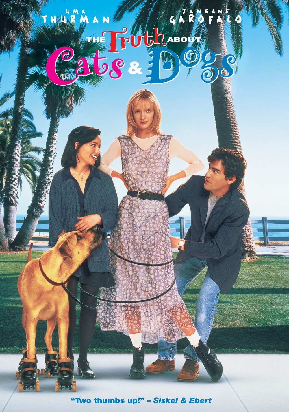 The Truth About Cats & Dogs (dvd_video)
