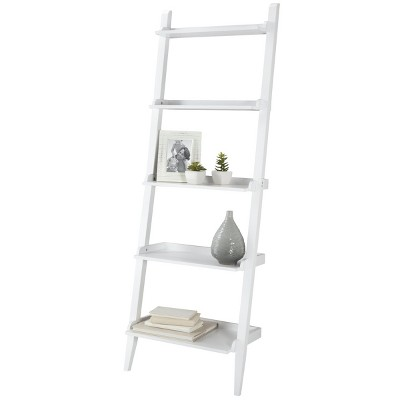 Carson Space Saver Leaning Bookcase - White - Threshold™
