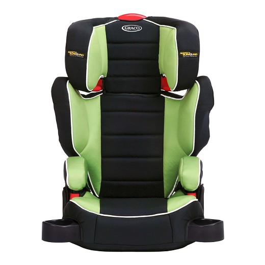 graco turbo booster with safety surround car seat autos post. Black Bedroom Furniture Sets. Home Design Ideas